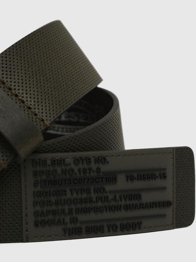 Diesel - B-ERBE, Military Green - Belts - Image 2