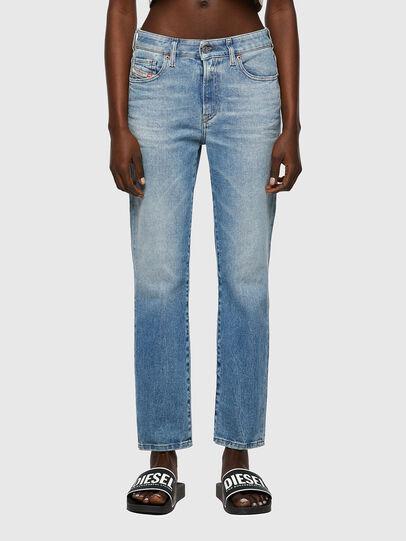 Diesel - D-Joy 09A07, Light Blue - Jeans - Image 1