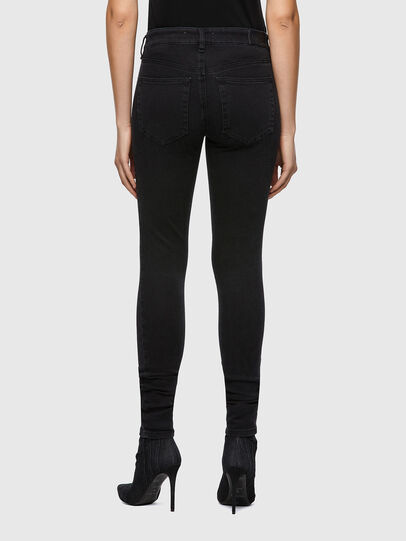 Diesel - Slandy 069VW, Black/Dark grey - Jeans - Image 2