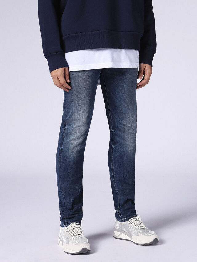 BELTHER 084SY, Blue jeans