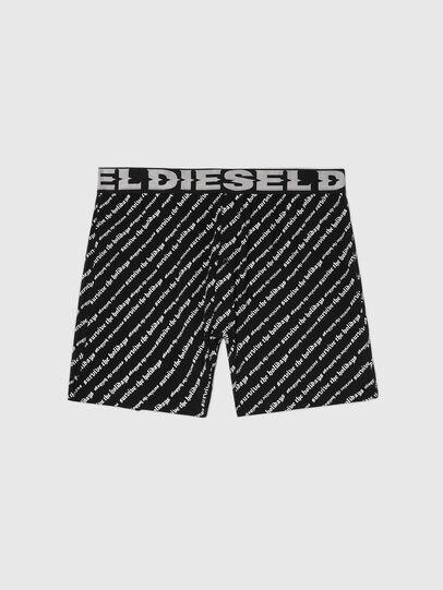 Diesel - UMLB-NUJI, Black - Pants - Image 4