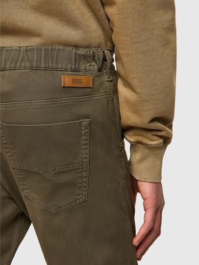 Diesel - Krooley JoggJeans® 0670M, Dark Green - Jeans - Image 3
