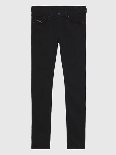 Diesel - Sleenker A69EI, Black/Dark grey - Jeans - Image 1