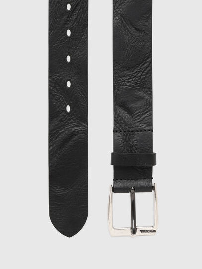 Diesel - B-WHYZ, Black - Belts - Image 3