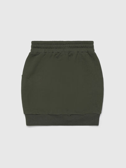 Diesel - GKIFTY, Military Green - Skirts - Image 2