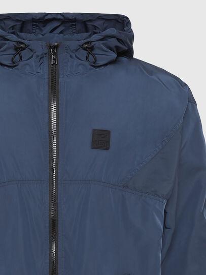 Diesel - J-ETHAN-KA, Blue - Jackets - Image 4