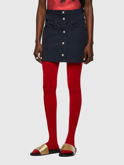Diesel - O-LORENA, Blue - Skirts - Image 1