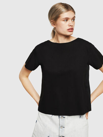 Diesel - T-RYLY, Black - T-Shirts - Image 5