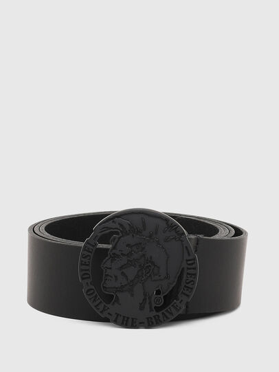 Diesel - B-TARZO, Black - Belts - Image 1