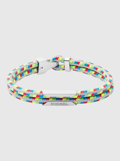 Diesel - DX1250, Multicolor/Grey - Bracelets - Image 1
