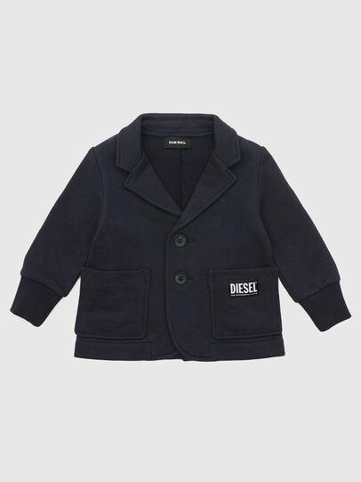 Diesel - SONYB, Dark Blue - Sweaters - Image 1