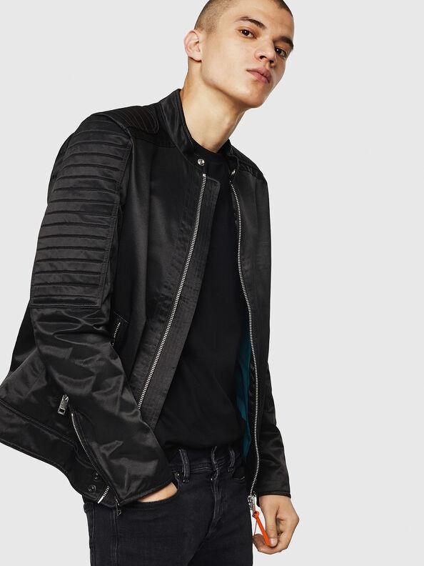 J-SHIRO, Black - Jackets