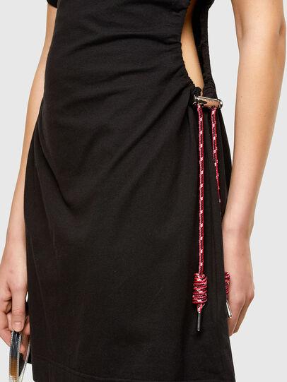 Diesel - D-AISY, Black - Dresses - Image 4