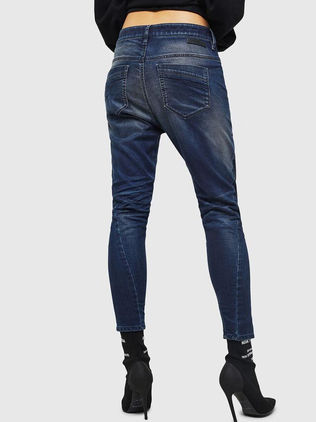 Diesel - Fayza JoggJeans 069GZ, Dark Blue - Jeans - Image 2