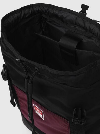 Diesel - F-SUSE BACKPCK, Multicolor/Black - Backpacks - Image 7