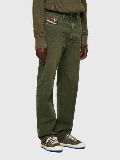 Diesel - D-Macs 09A35, Green - Jeans - Image 7