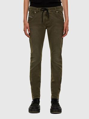 Krailey JoggJeans 0670M, Military Green - Jeans