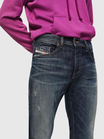Diesel - Thommer 0096U, Dark Blue - Jeans - Image 3