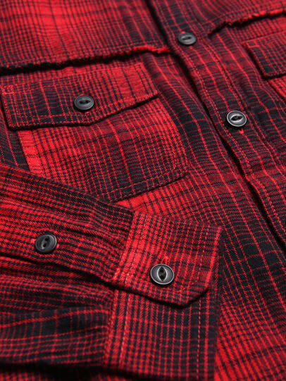 Diesel - CMILLERPATCH, Red - Shirts - Image 3
