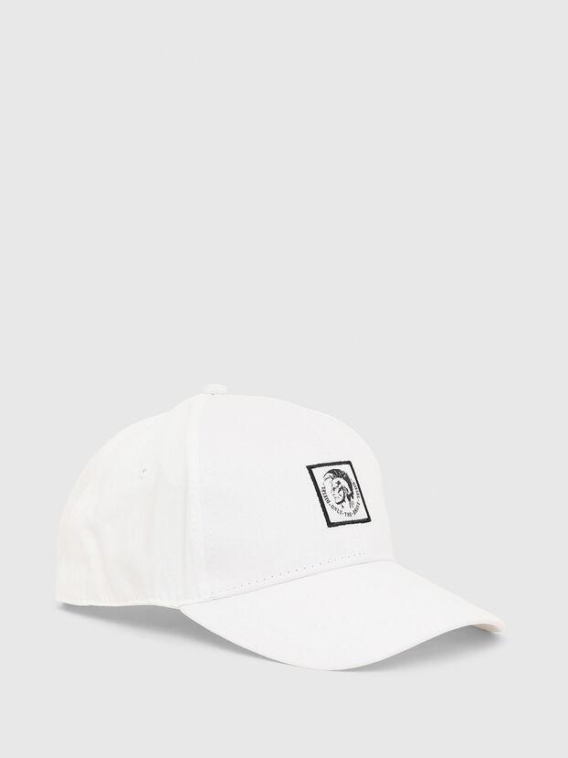 CONDI-MAX, White - Caps