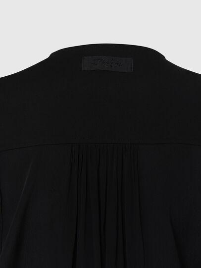 Diesel - D-EVEN-A, Black - Dresses - Image 5