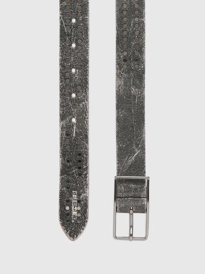 Diesel - B-CLOUDY, Dark Green - Belts - Image 3