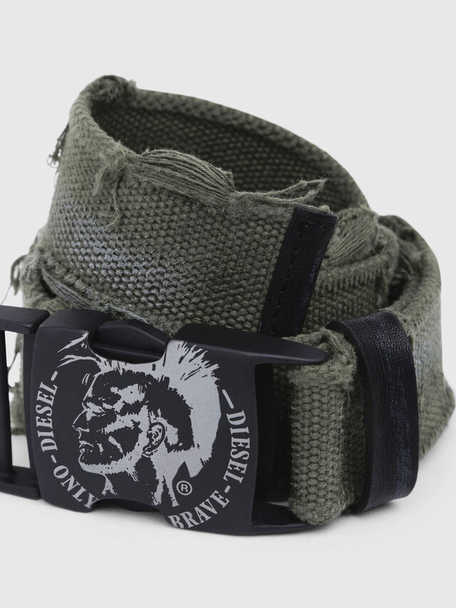 Diesel - B-ADIA, Military Green - Belts - Image 2