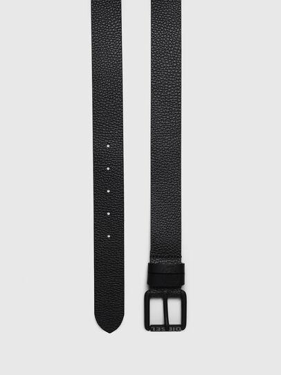Diesel - B-CANARO, Black - Belts - Image 3