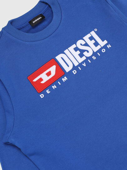 Diesel - SCREWDIVISION OVER, Cerulean - Sweaters - Image 3