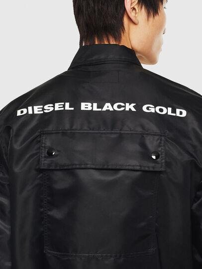 Diesel - J-ROMMY, Black - Jackets - Image 5