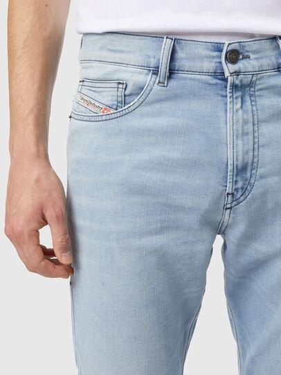 Diesel - D-Amny JoggJeans® Z69VL, Light Blue - Jeans - Image 3