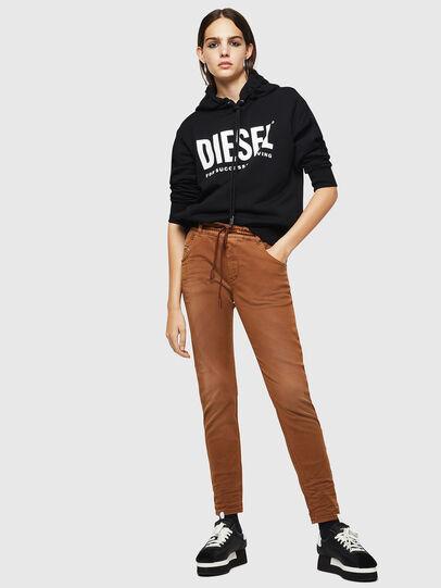 Diesel - Krailey JoggJeans 0670M, Brown - Jeans - Image 5