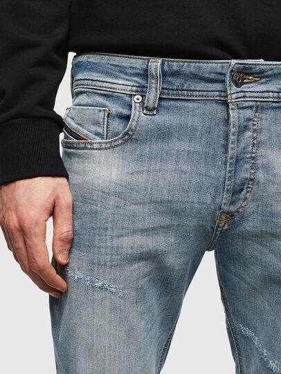 Diesel - Sleenker CN057, Light Blue - Jeans - Image 3