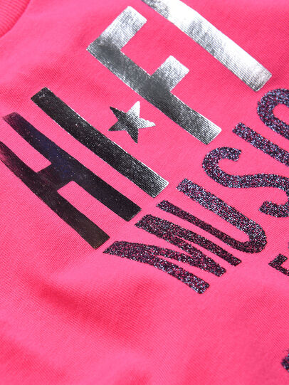 Diesel - TIRVIB, Hot pink - T-shirts and Tops - Image 3