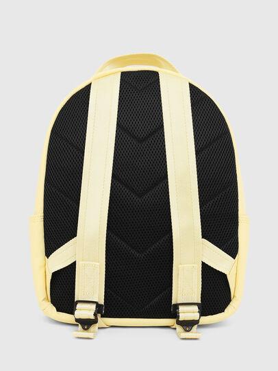 Diesel - F-BOLD BACK FL, Light Yellow - Backpacks - Image 2