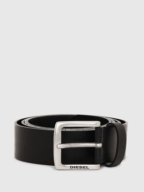 B-SERUGO, Black - Belts