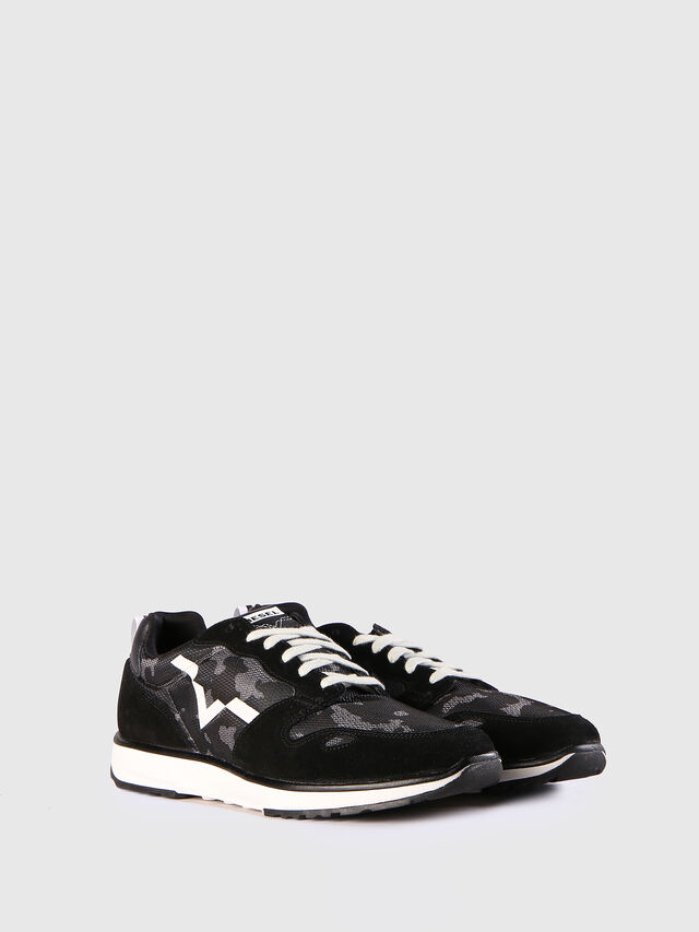 Diesel RV, Black - Sneakers - Image 2