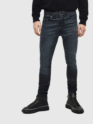 D-Reeft JoggJeans 069MD, Dark Blue - Jeans