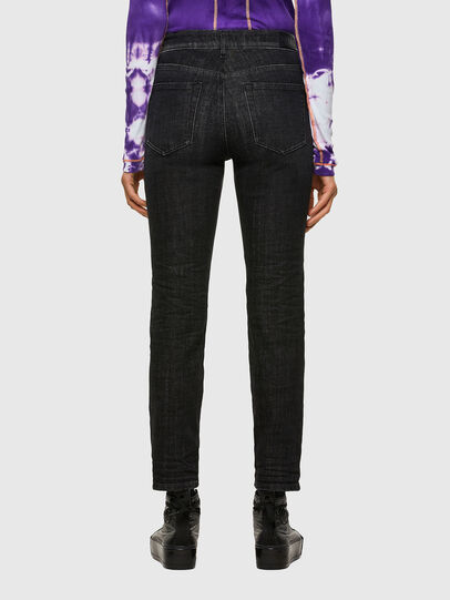 Diesel - D-Joy 009JV, Black/Dark grey - Jeans - Image 2