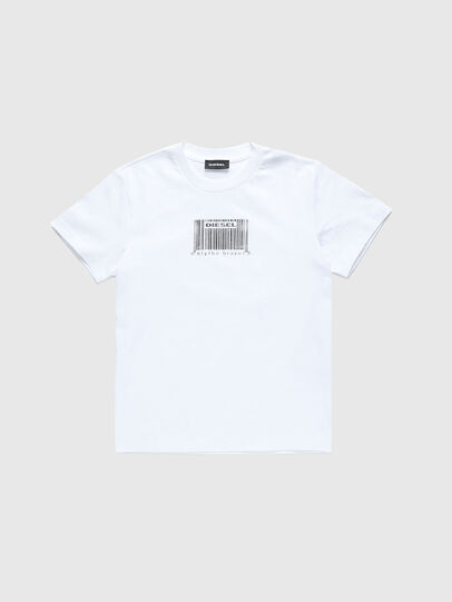 Diesel - TCODE, White - T-shirts and Tops - Image 1