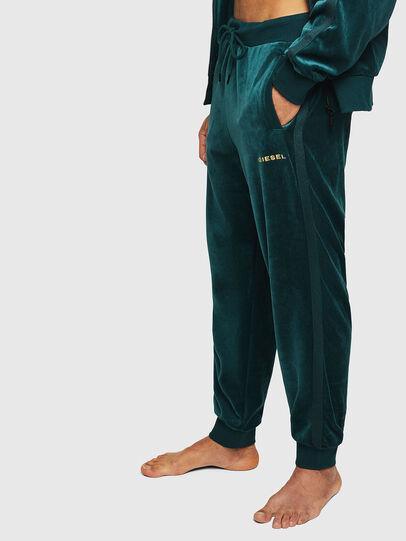 Diesel - UMLB-DARREN-CH, Dark Green - Pants - Image 4