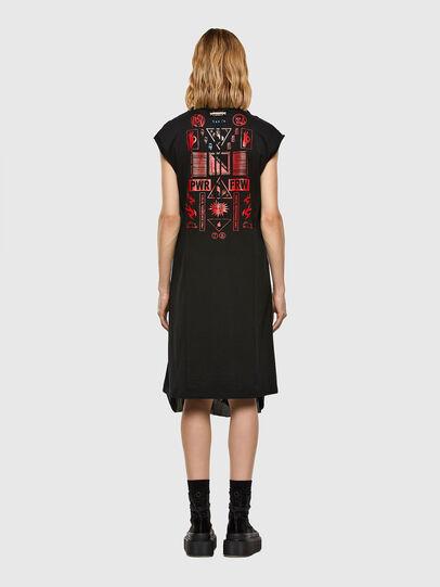 Diesel - D-ALISHA, Black - Dresses - Image 7
