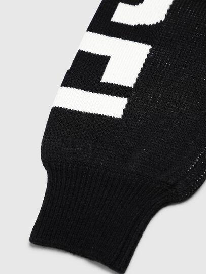 Diesel - K-SCUBO, Black - Gloves - Image 2
