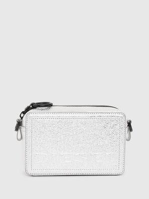 ROSA', Silver - Crossbody Bags