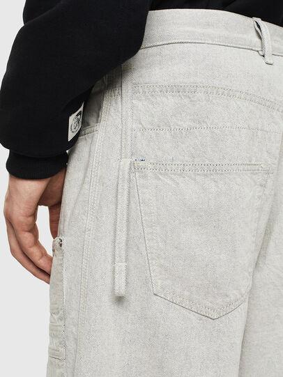 Diesel - D-RON, White - Shorts - Image 5