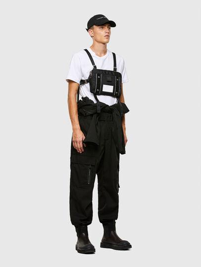 Diesel - P-DEVO, Black - Jumpsuits - Image 6