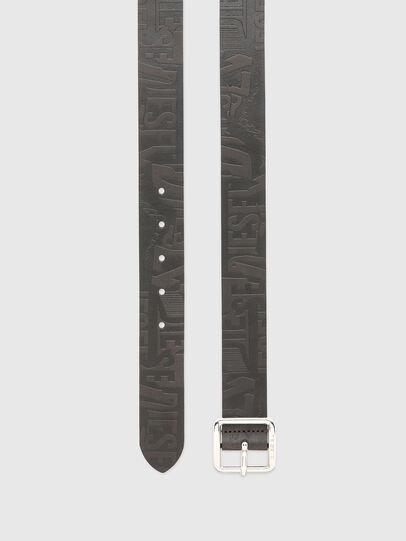 Diesel - B-BILLOVER, Brown - Belts - Image 3