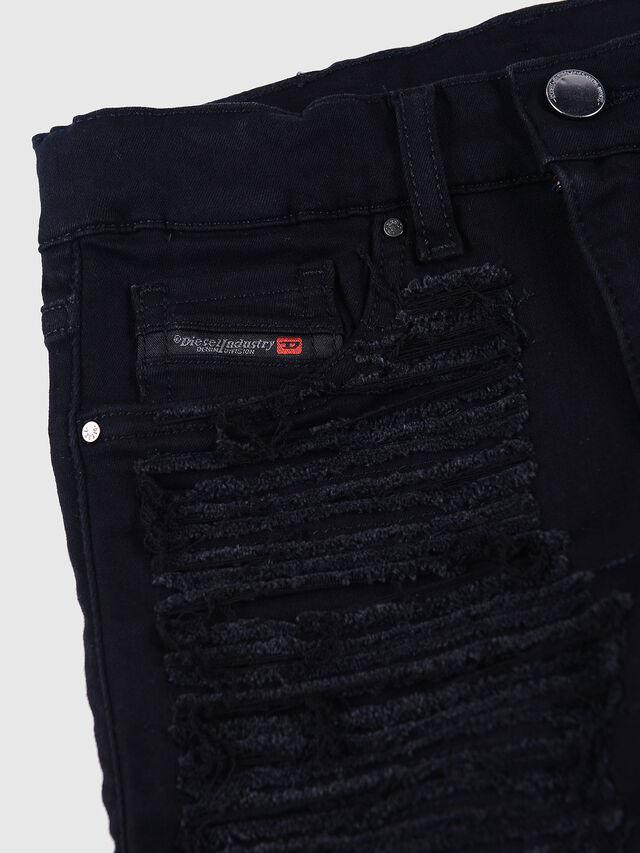 Diesel - DHARY-J, Black Jeans - Jeans - Image 3
