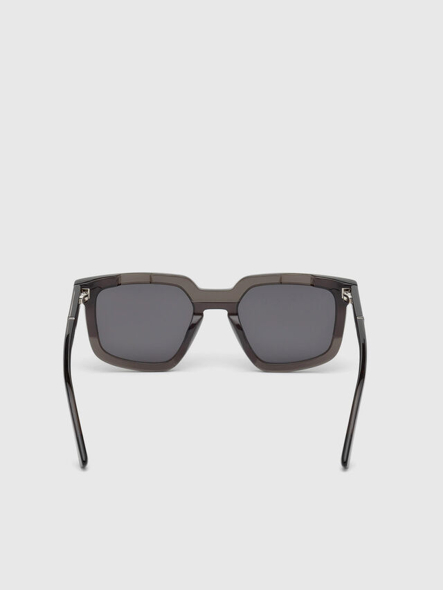 Diesel - DL0271, Black - Sunglasses - Image 4
