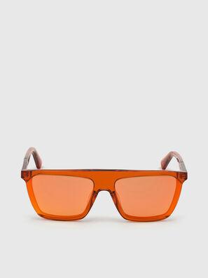 DL0323, Orange - Sunglasses